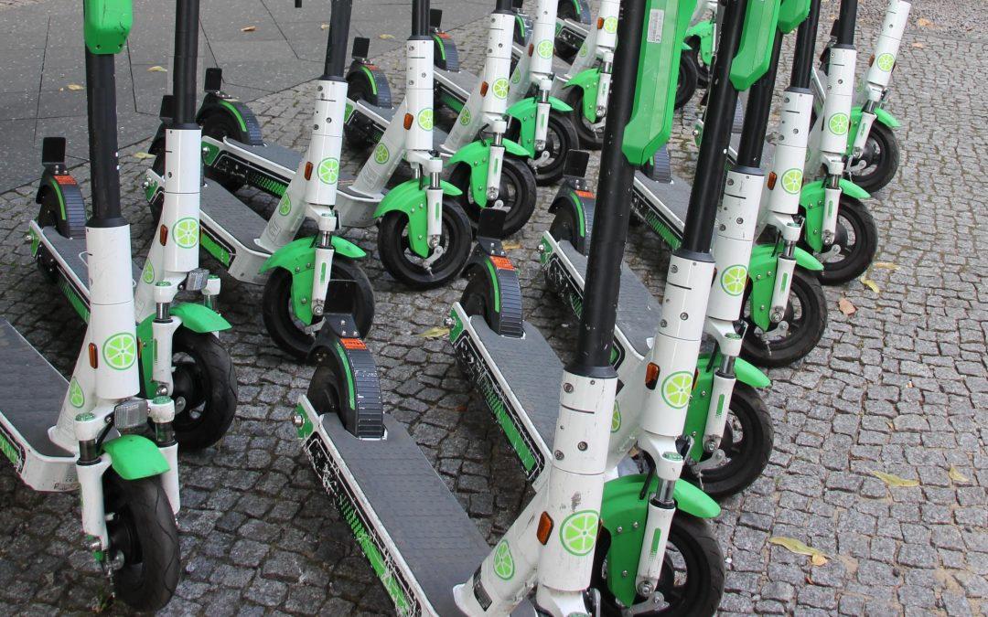 Es quadrupliquen els accidents dels vehicles de mobilitat personal a Barcelona