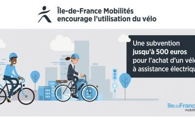 Subvencions per comprar bicis elèctriques a l'Ille-de-France
