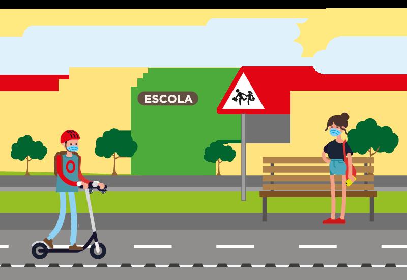 Mobilitat a l'entorn urbà i mobilitat escolar. RACC Joves i Mobilitat.