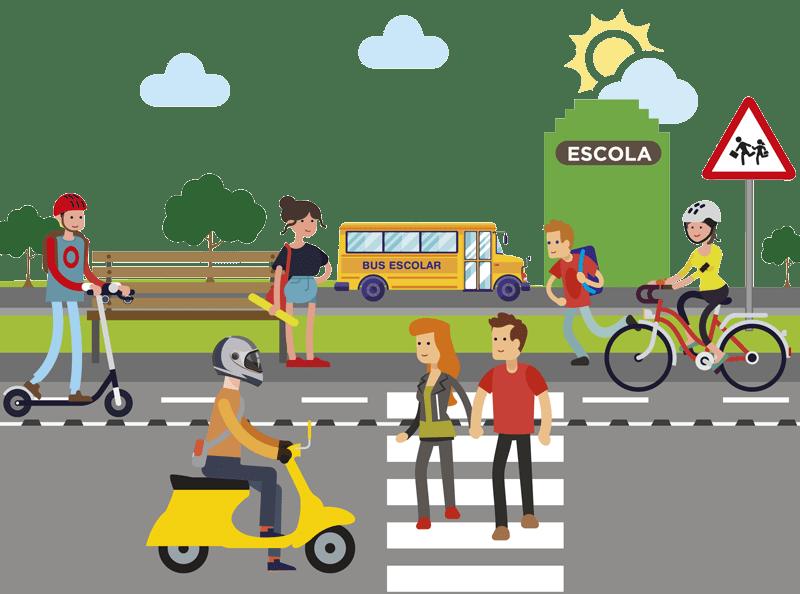 Joves i Mobilitat edició 15: Vianants, la mobilitat més sostenible i saludable